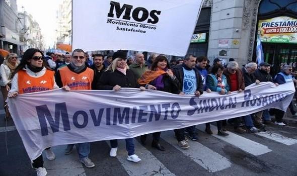 Info341.com | Periodismo Sustentable » En Rosario hubo un fuerte  acatamiento del paro